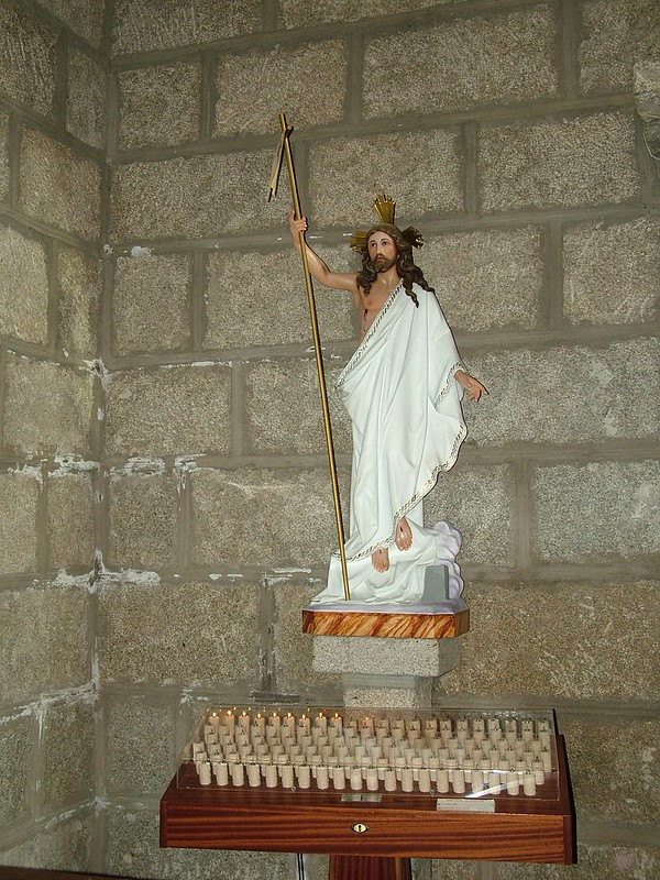 Estatua de San Bartolomé