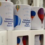 Book Festival mugs | Book Festival mugs in our Bookshop © Helen Jones