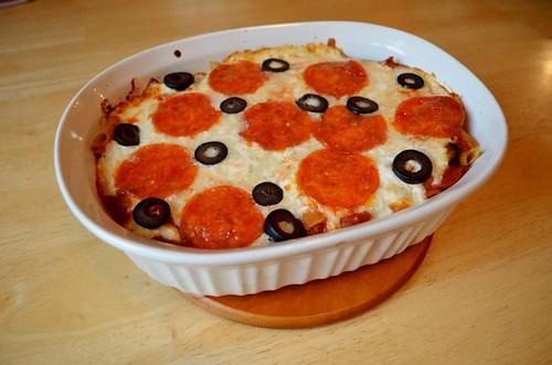 PepperoniPizzaCasserole   by katesrecipebox