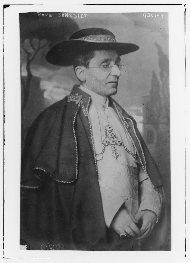 Pope Benedict (LOC)