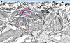 Mapa Golm