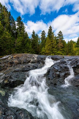 canada nature landscape bc britishcolumbia falls vancouverisland englishmanriverfalls