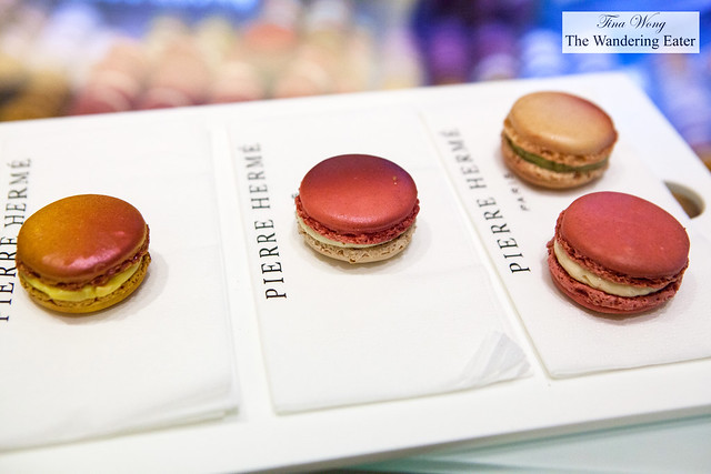 Macarons to eat