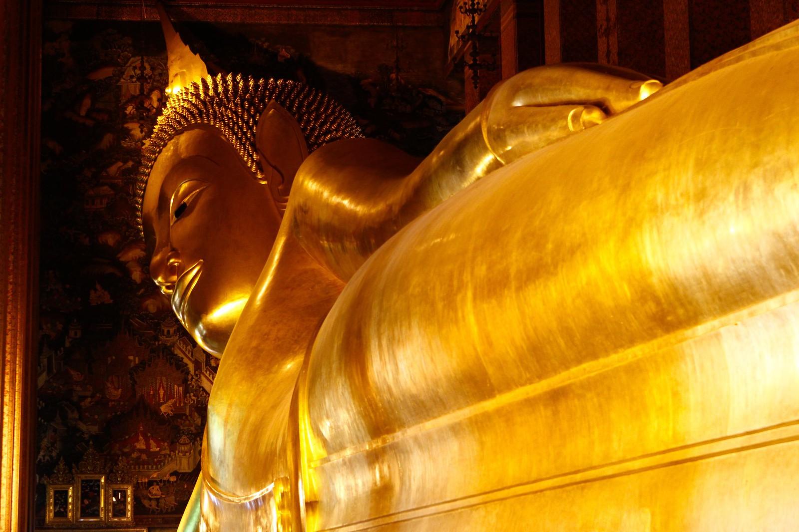 Wat Pho (Temple of the Reclining Buddha), Bangkok