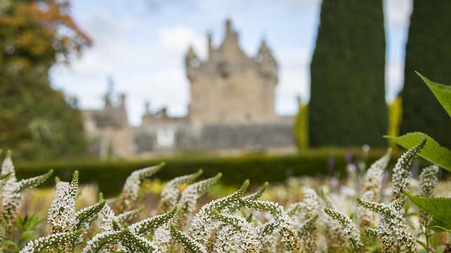The Gardens of Cawdor Castle