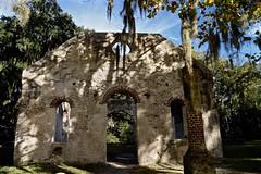 Happy Thanksgiving! Chapel of Ease - Saint Helena Island - SC
