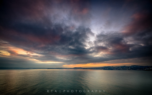 rta photography torbay devon theenglishriviera dusk sky sea colour clouds light sunset