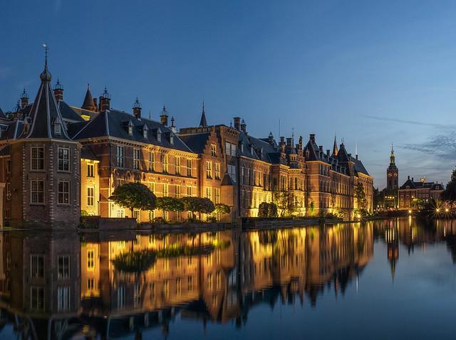 Binnenhof Den Haag - Inner Court The Hague