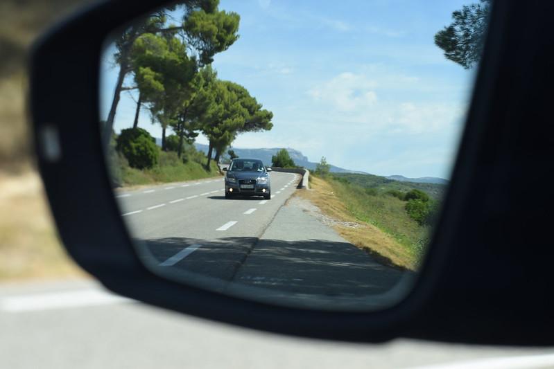 Rear Mirror View