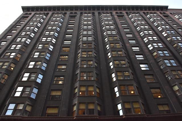 Chicago.The Loop.Monadnock Building.2