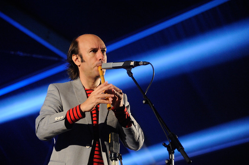 Carlos Nuñez + Kukai Dantza Konpainia