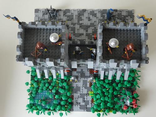 Castle main entrance | by Lancelot018