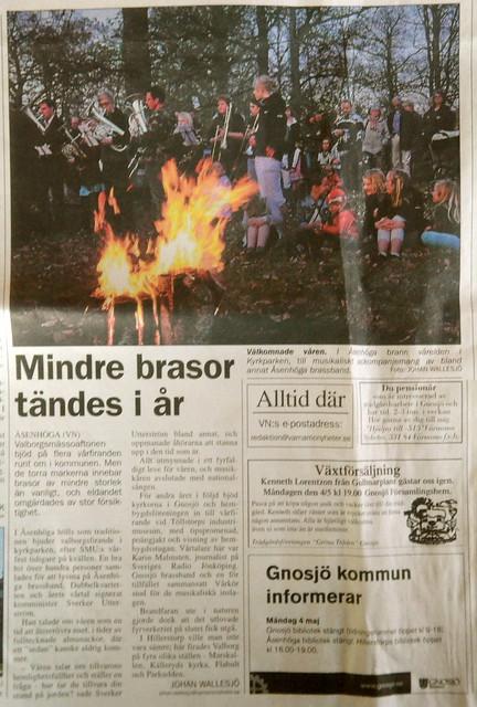 2009 - VN - Valborgsmäss