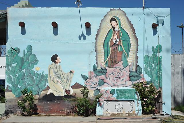 Juan Diego Virgen de Guadalupe Arizona
