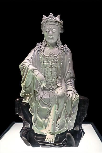 Guanyin (Musée de la Capitale, Beijing, Chine)