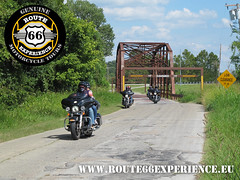 Route 66 Experience, Old bridge