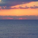 Kik #2015OKA for all series pics . #読谷 #喜名 #日落 🌞 沒有海平面蛋黃這件事🈚️🌅 殘念です . #sunset #down #sun #way #road #cloud #yellow #黃昏 #sky #sea #ocean #view #oceanview . #沖繩 #沖縄 #沖縄県 #オキナワ #おきなわ #Okinawa #琉球 #OKA #Japan #日本