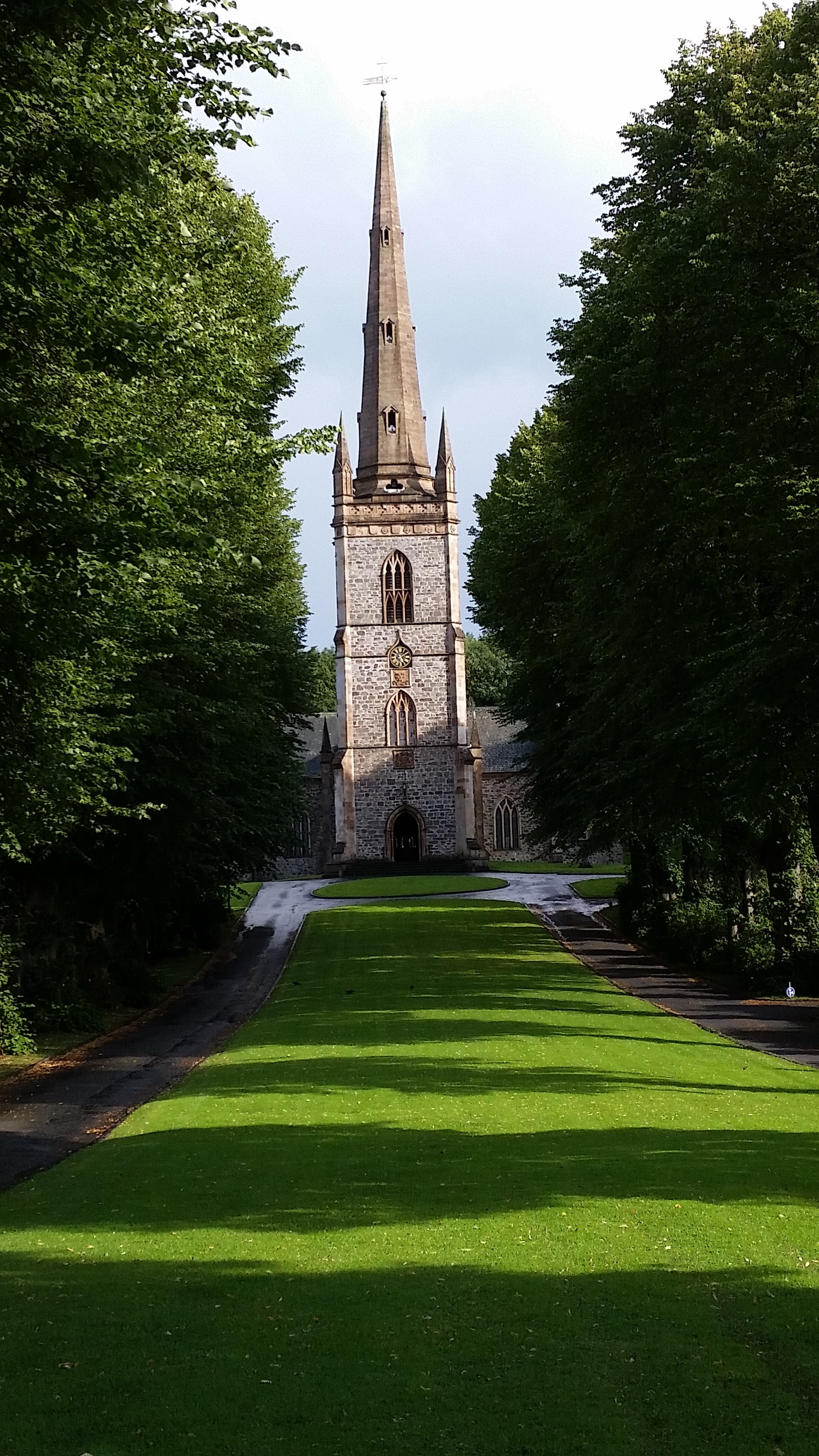 Third runner-up: Tamsin Wooldridge, St Malachy's Parish Church, Northern Ireland