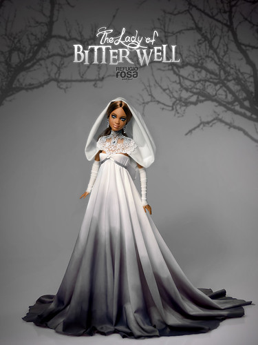 The Lady of the Bitter Well. Ooak AA Version   by davidbocci.es/refugiorosa
