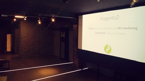 Preparing to presentation @ Magento Lite Sessions, Cracow PL | by Lizard Media