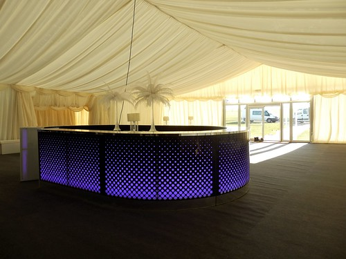 Internal Wedding Marquees