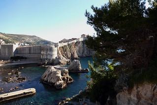 30.12.16 Dubrovnik Lovrijenac Gradac Park 06 | by donald judge