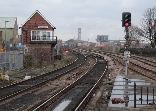 Middlesbrough Signal Box