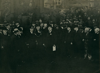 Visit of Prince Albert to Readhead's shipyard