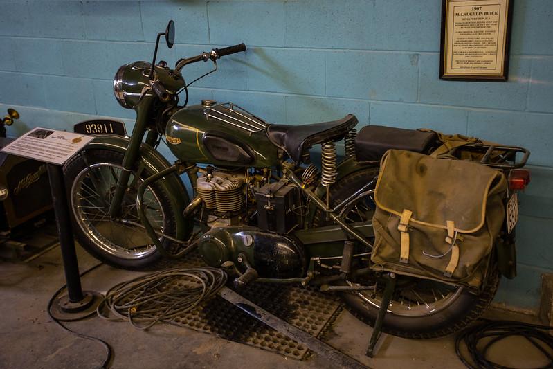 Military Bike