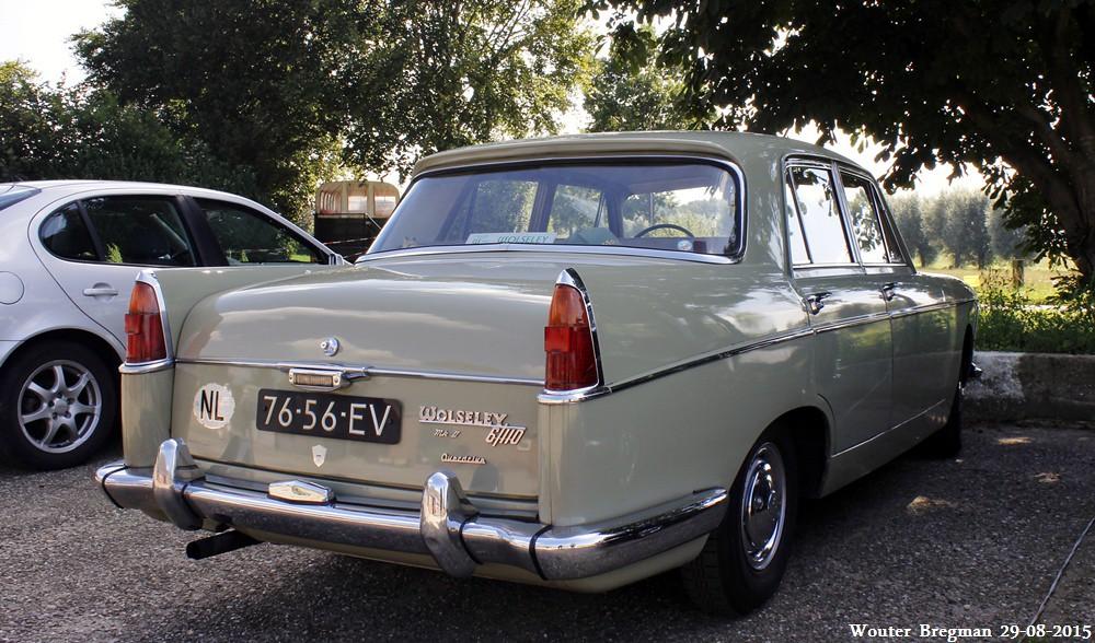 Wolseley 6/110 MkII Overdrive 1968