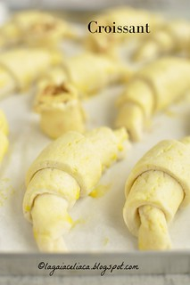 Croissant crudi gluten free   by mammadaia