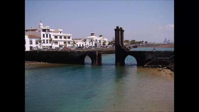 video centro historico Arrecife Lanzarote