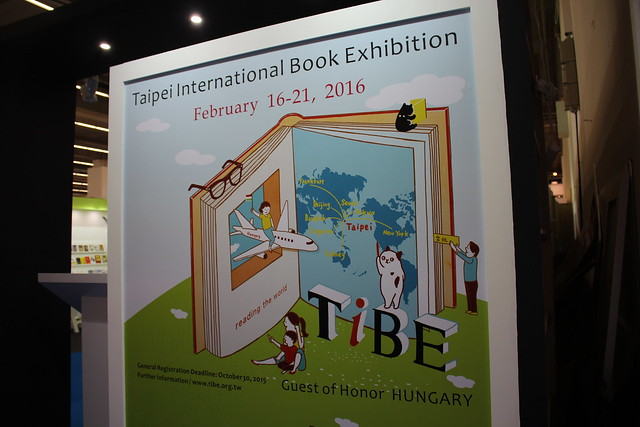 Taipei International Book Exhibition - Frankfurt Buchmesse 2015