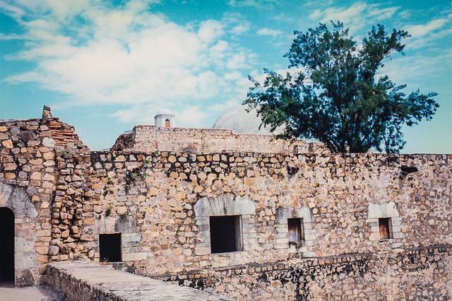 Cuilapan Ex-monastery, near Oaxaca City