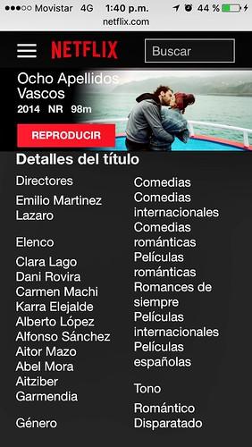 Ocho Apellidos Vascos en Netflix   by Félix Riaño (Félix Sant-Jordi)