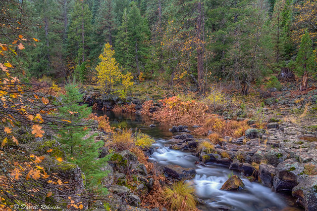 Autumn on the McCloud River