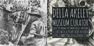 "DELIA ""MICKIE"" DENNING AKELEY #100travelHERS | by sandrakaybee"