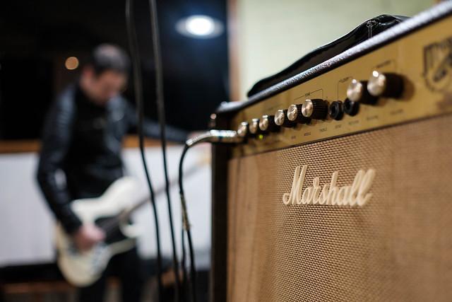 Marshall on focus