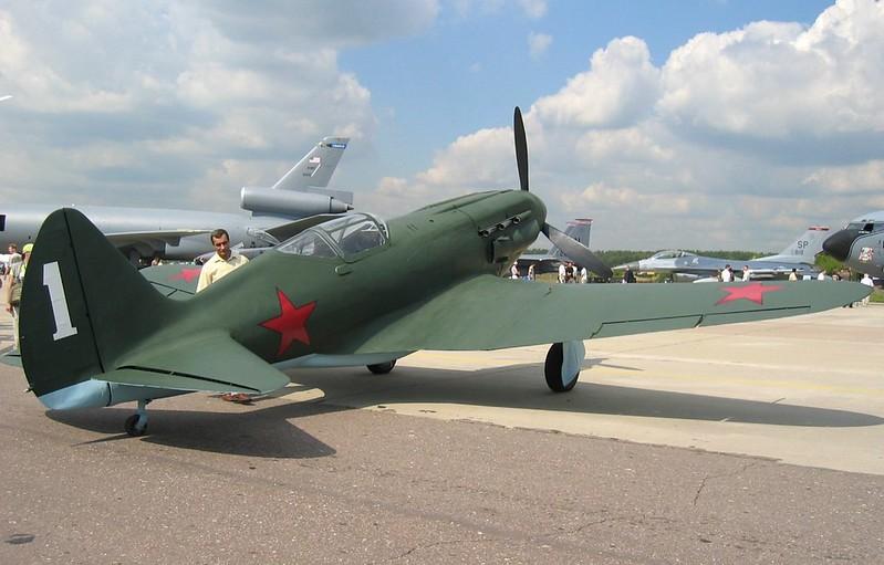 MiG-3 3