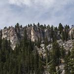 Rim of Terrace Mountain