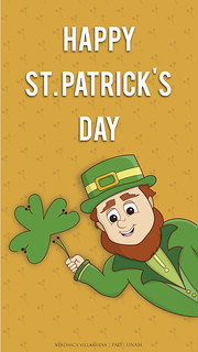 St. Patrick's day for mobile wallpaper | by Veronica Newville Mendietta