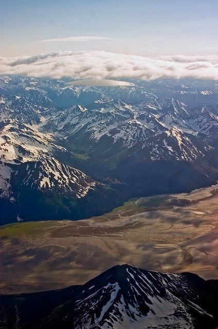 Alaska - From the air 11