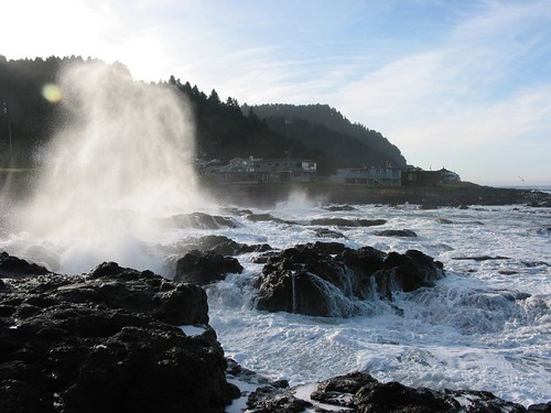 Yachats, Oregon, '03   by stewickie