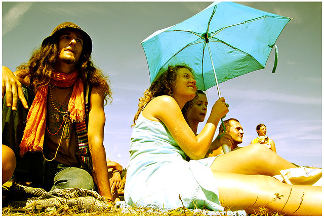 World Rainbow Gathering 2012 In Mexico - Part I   The