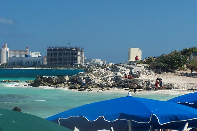 Cancun Playa Tortugas