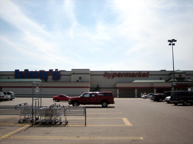 Hypermarket?