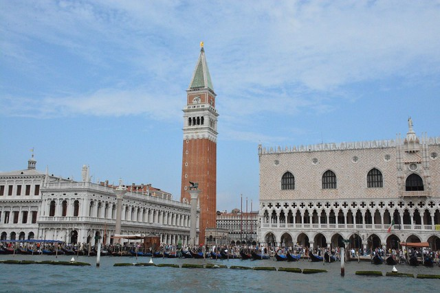 View on Piazza San Marco (Venezia, Italy 2015)