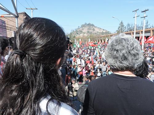 CTC marcha en romería 11 septiembre