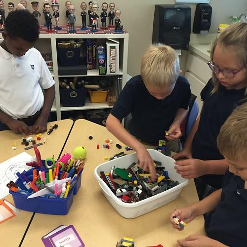 Engineering Design Builds in STEM Club | by Wesley Fryer
