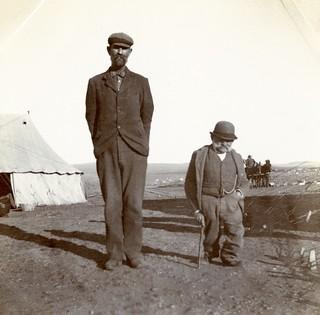 Heidelberg Camp, c.1901.